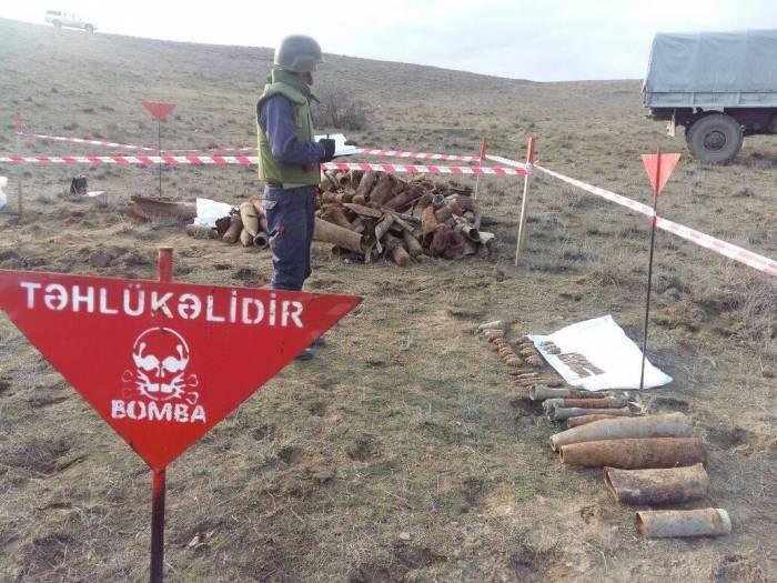 Azerbaijan continues to demine area for future airport in Zangilan