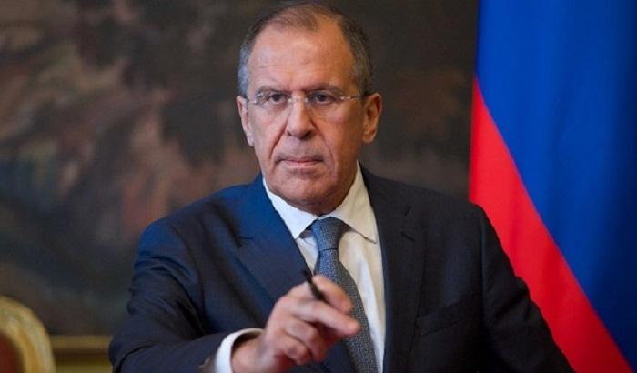 Russischer Außenminister besucht Baku