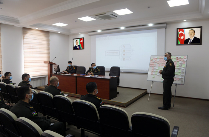 Azerbaijani MoD discusses improving unified communication strategy