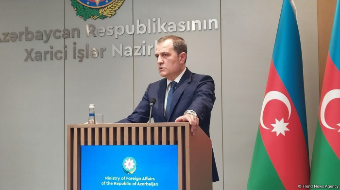 Individuals calling for peace in Armenia considered traitors, says Jeyhun Bayramov