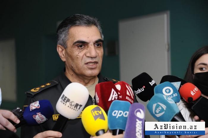 """""""Orduda tibbi təminatla bağlı problem yoxdur"""" -    Firuddin Nəbiyev"""