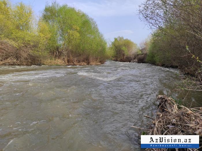 ETSN:    Çirkab suları təmizlənmədən Oxçuçaya axıdılır