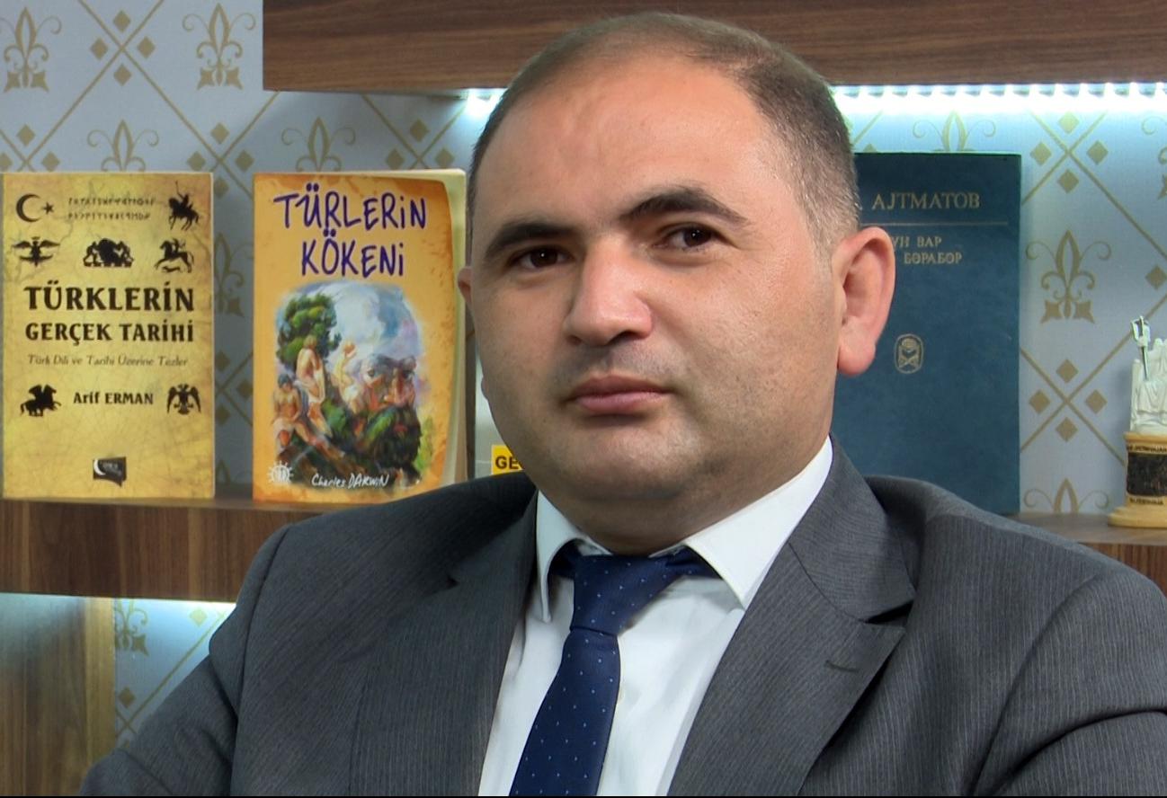 """ANAMA rəsmisi:  """"Ermənilər məzarlıqlarda tələ minalar basdırıb"""" -  VİDEO"""