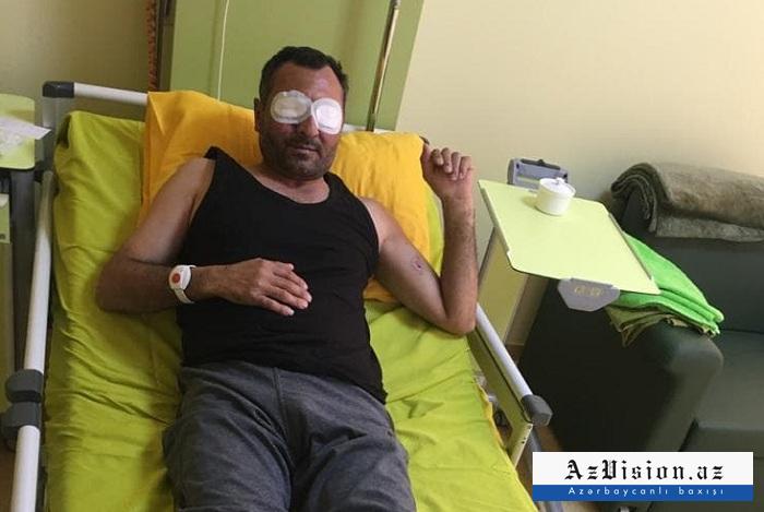 """Minaya düşən minaaxtaran:  """"Düşmən ağlagəlməz """"sürprizlər"""" hazırlayıb"""" -  FOTO"""