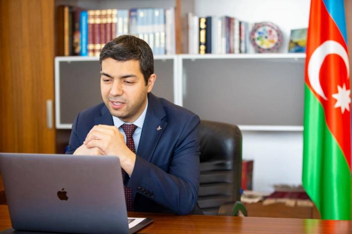"""""""Rəqəmsal idarəetmədə süni intellekt"""" konfransı davam edir"""
