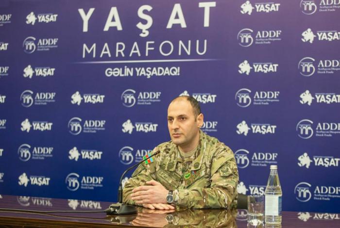 """Şəhid ailələrinə və qazilərə dəstək:   """"YAŞAT"""" Marafonuna start verilir   (VİDEO)"""
