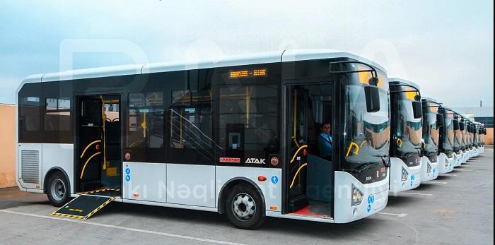 1097 avtobus mərkəzləşmiş dispetçer xidmətinə qoşulub