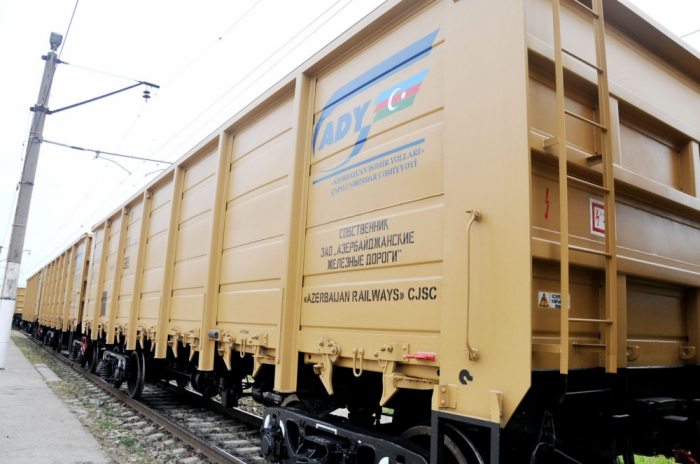 TURKUAZ project launches first container block train