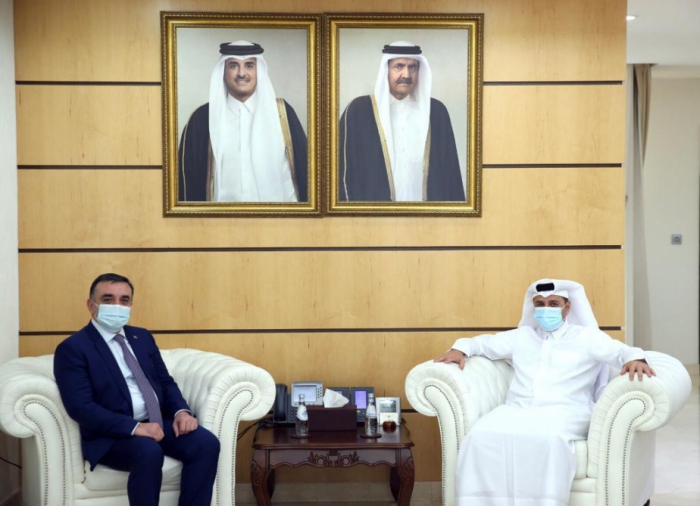 Azerbaijan, Qatar discuss ways of developing educational co-op