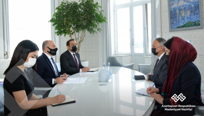 Azerbaijan, Afghanistan discuss expansion of cultural cooperation
