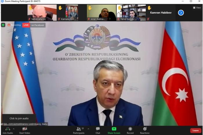 Azerbaijan, Uzbekistan see increase in trade turnover
