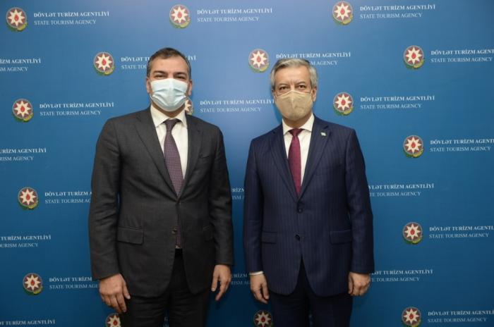Azerbaijan discusses prospects for tourism co-op with Uzbekistan, Mexico