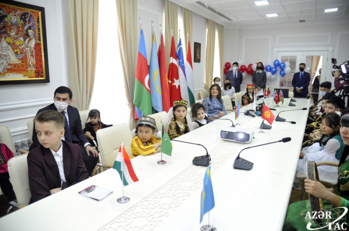 "Int'l Turkic Culture and Heritage Foundation holds event titled ""Meeting of the Turkic World"