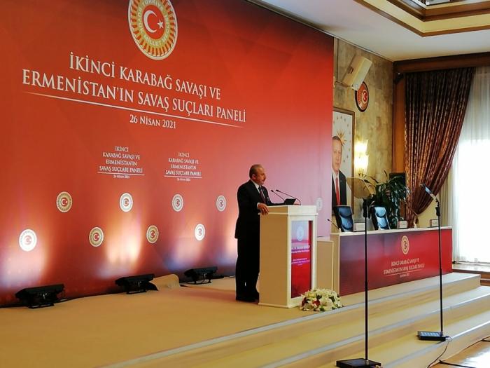 Azerbaijan, Turkey had tried to resolve Karabakh issue diplomatically through many years - parliament speaker