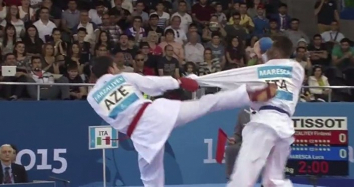Azerbaijani fighters to compete in Karate1 Premier League in Lisbon