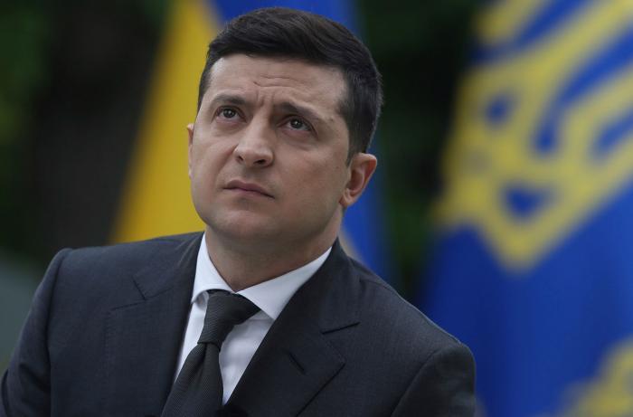"""""""Donbasda münaqişə vəziyyəti kəskinləşib"""" -  Zelenski"""
