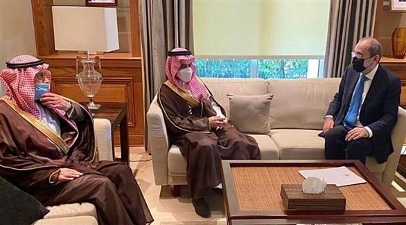 وزير الخارجية السعودي في الأردن