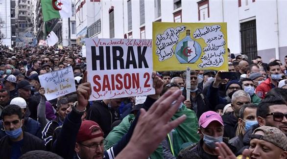 الحبس المؤقت لـ24 مشاركا في المظاهرات بالجزائر