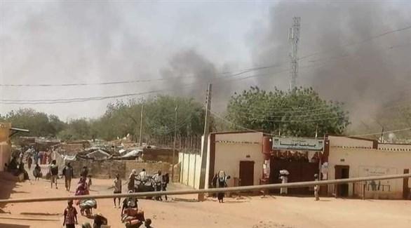 ارتفاع حصيلة الاشتباكات في دارفور الى 56 قتيلاً