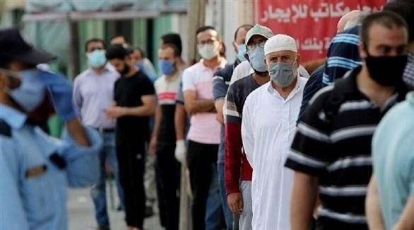 إصابات قياسية بكورونا في قطاع غزة