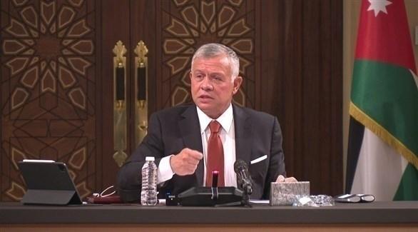 العاهل الأردني يوجه خطاباً إلى الأمة