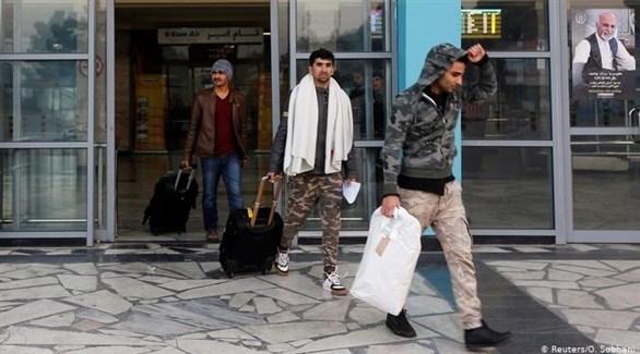 احتجاجات في برلين على ترحيل طالبي لجوء إلى أفغانستان