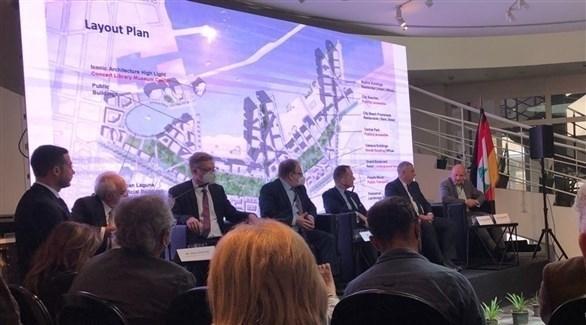 شركتان ألمانيتان تعلنان عن خطة إعمار مرفأ بيروت