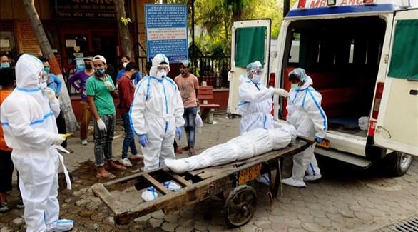 الهند ثاني أكثر دول العالم تسجيلاً للإصابات بكورونا