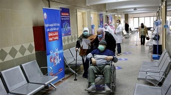 42 وفاة و841 إصابة بكورونا في مصر