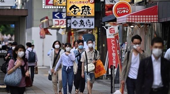 اليابان ستلقح جميع السكان في سبتمبر