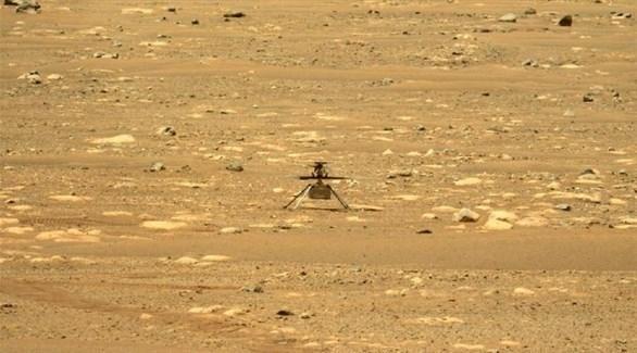 ناسا تتأهب لإطلاق أول هليكوبتر فوق سطح المريخ