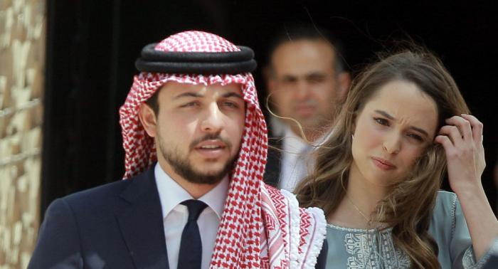 بعد توتر في العائلة المالكة الأردنية... رسالة من ولي العهد والملكة رانيا
