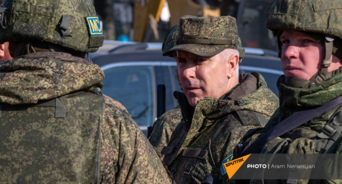 Des responsables arméniens commettent une provocation, selon un général russe