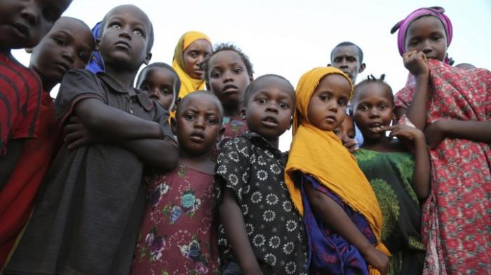 Hilfsorganisation: Millionen Kinder von Hungersnot bedroht