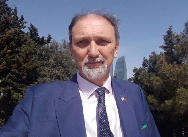 """İsrailli politoloq:  """"Ermənistana güclü təzyiq göstərilməlidir"""""""