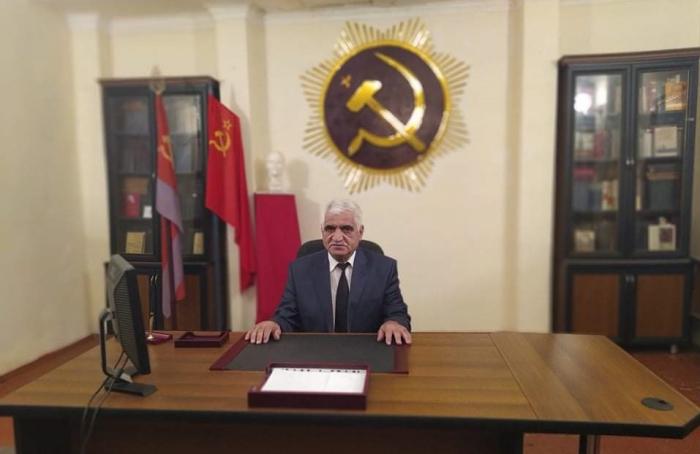 Kommunist Partiyası Arayikin Rusiyaya səfərinə etiraz etdi