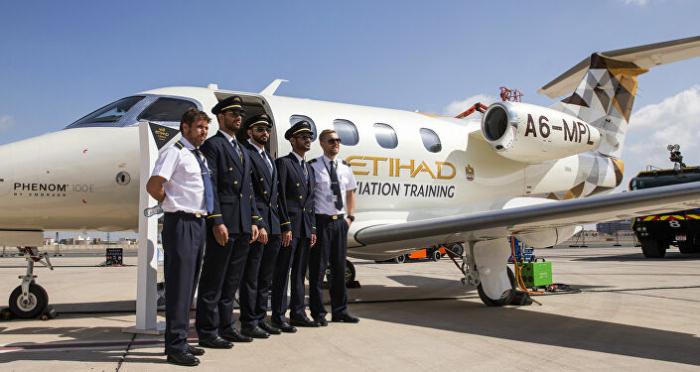 """""""الاتحاد للطيران"""" الإماراتية تدشن أولى رحلاتها نحو إسرائيل"""