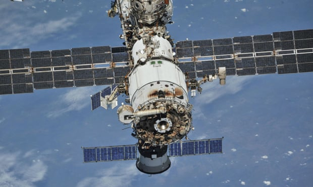 Russia: we'll leave International Space Station and build our own
