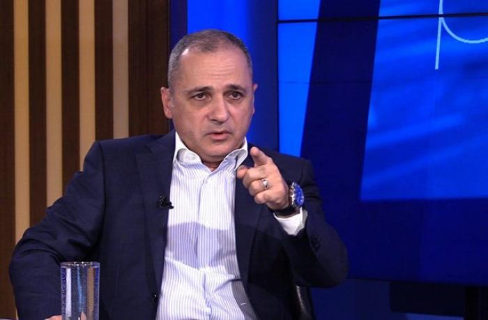Ermənistanda repressiya maşını işə salınıb