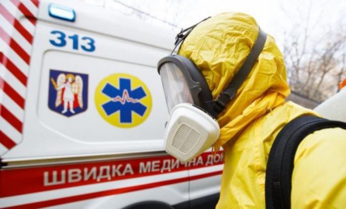 Ukraynada daha 457 nəfər koronavirusdan ölüb