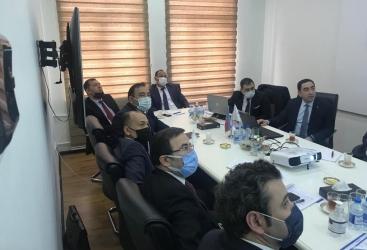 Se discute la cooperación entre los puertos de los estados miembros del Consejo Turco