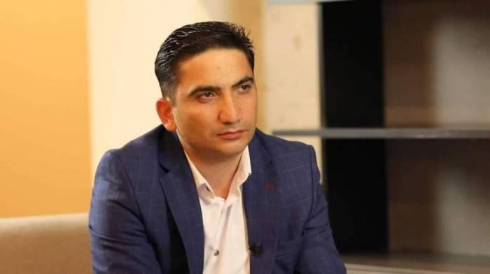 Erməni jurnalist Baydeni tənqid etdi