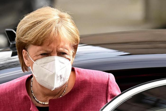Allemagne : Merkel a reçu une première dose de vaccin contre-Covid d