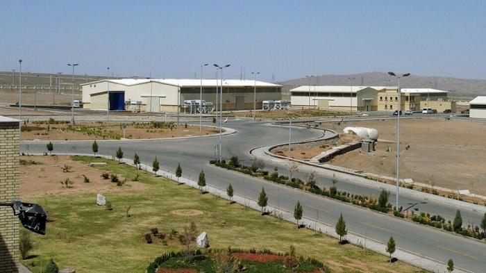 وقوع حادث في منشأة تخصيب اليورانيوم بمفاعل نطنز الإيراني