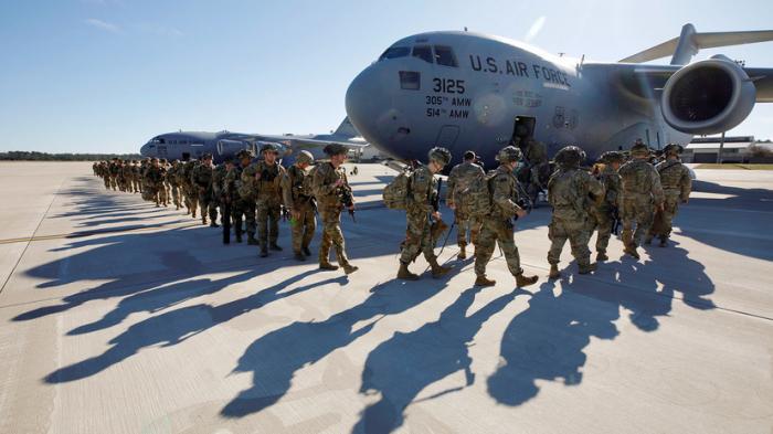 ABŞ və NATO qoşunları Əfqanıstandan çıxarılır