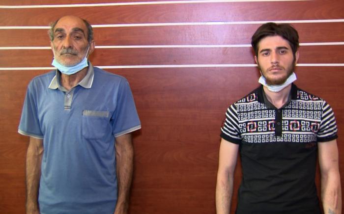 Abşeronda üç evdən oğurluq edənlər tutuldu -    VİDEO