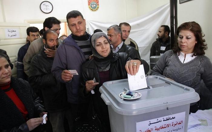 Suriyada keçiriləcək prezident seçkilərinin vaxtı dəqiqləşdi
