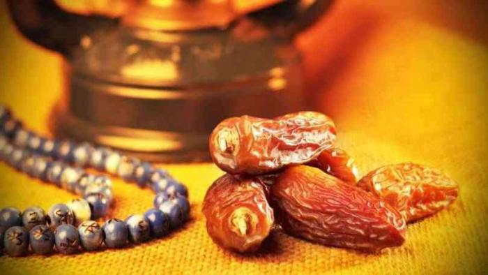 Ramazanın beşinci gününün duası:    İmsak və iftar vaxtı