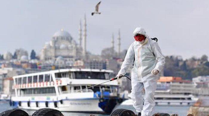 Türkiyədə daha 288 nəfər koronavirusdan ölüb
