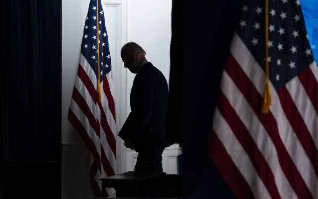 In break with predecessors, Biden is expected to make irreversible historic mistake